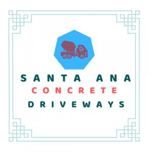 Santa Ana Concrete Driveways